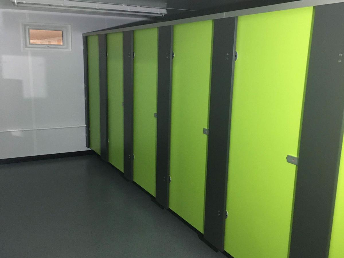 Toilet Blocks Portable Building