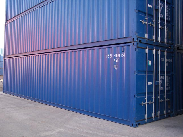 40 x 8 Shipping Container