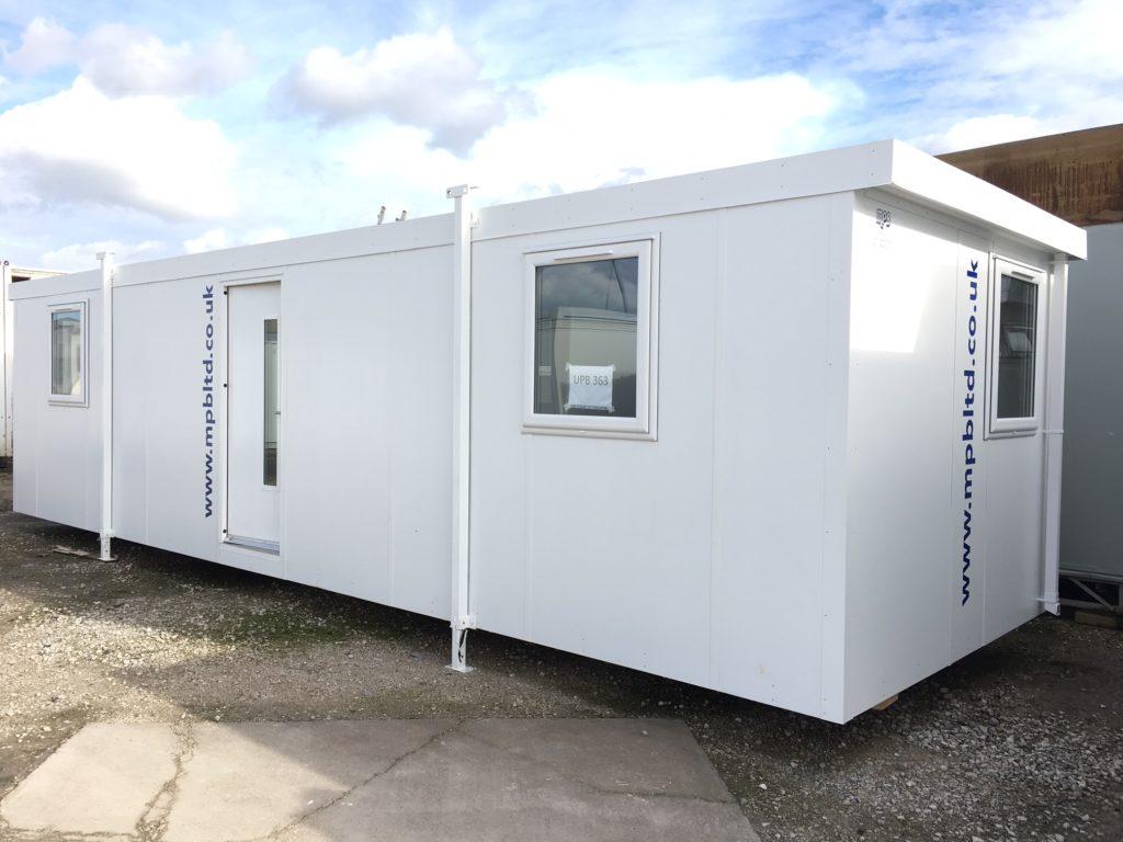 40 x 10 Portable Cabin