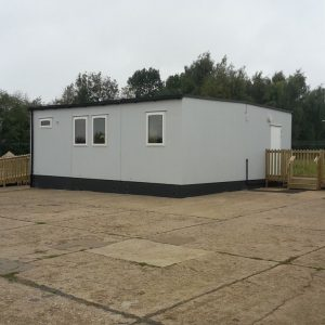 Single Modular Classroom