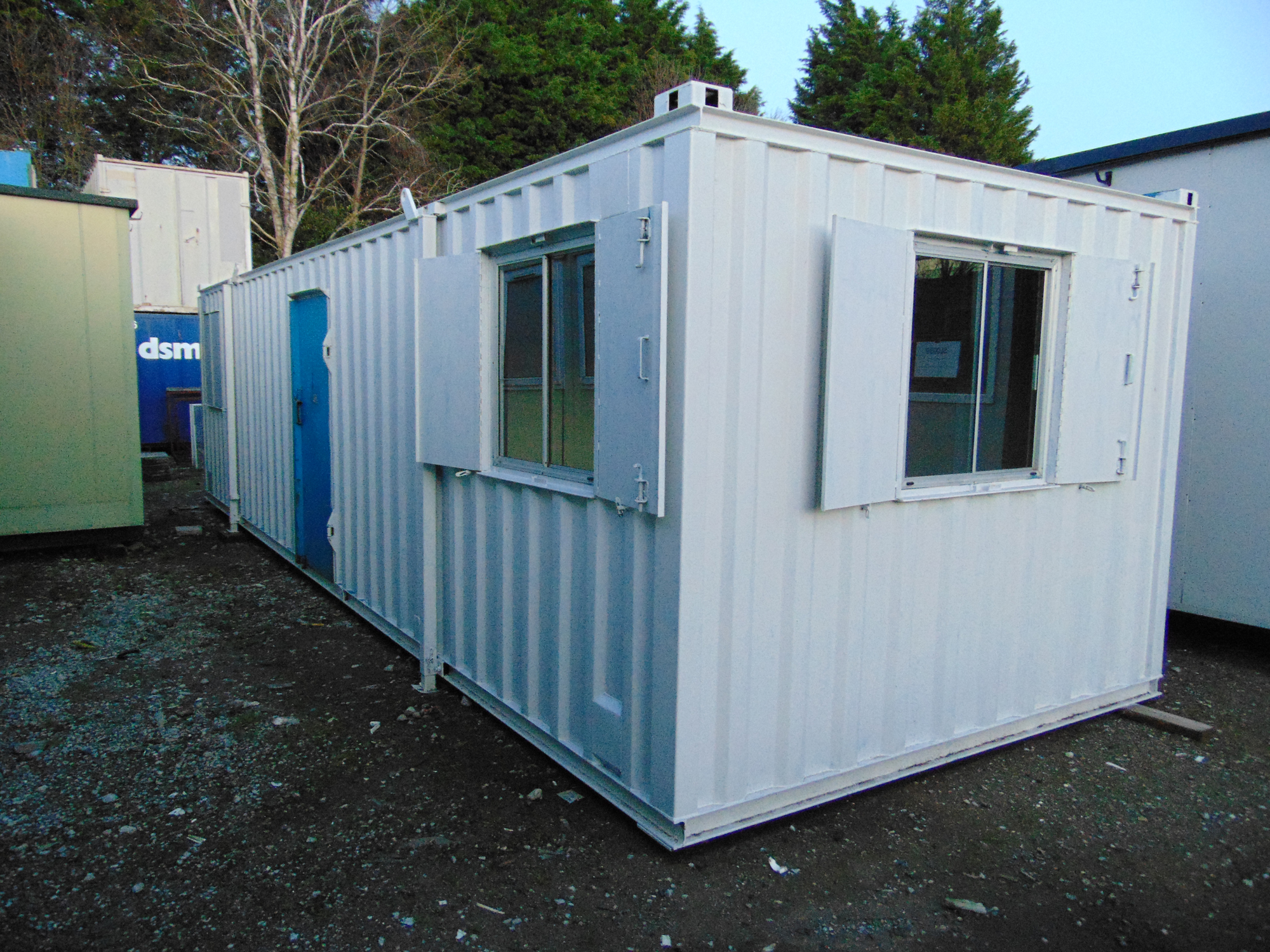 Used Anti Vandal Cabin MPB1143