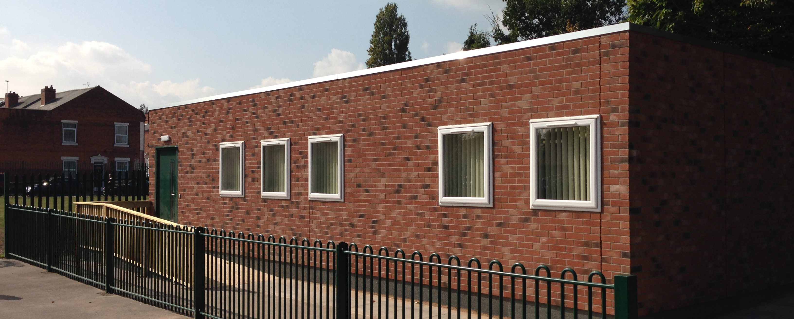 What are modular buildings