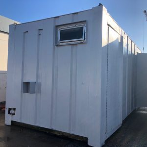24' x 8' Welfare Cabin