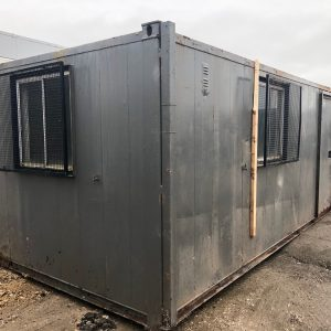 Used Anti Vandal Cabin