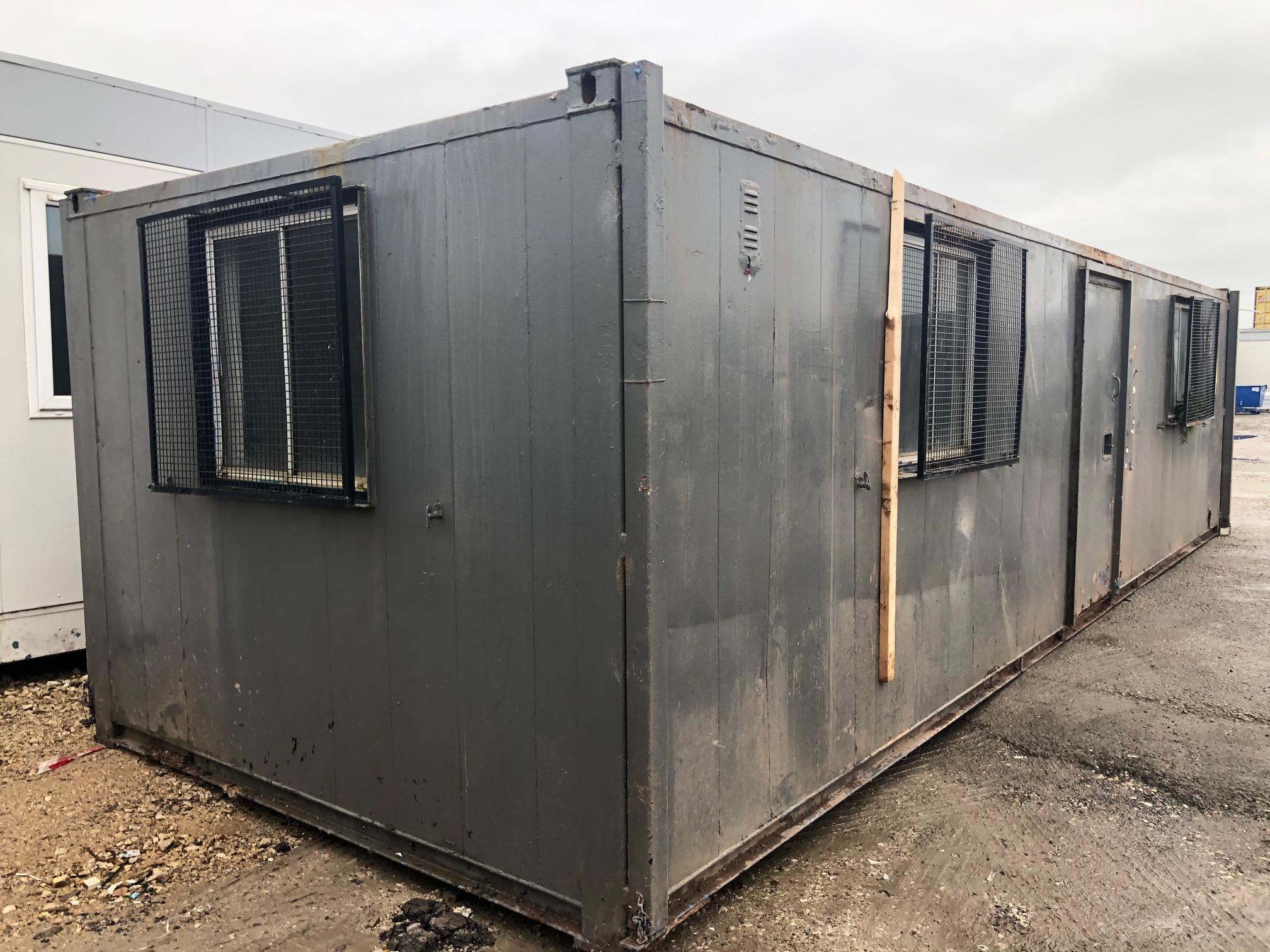 Used Anti Vandal Cabin