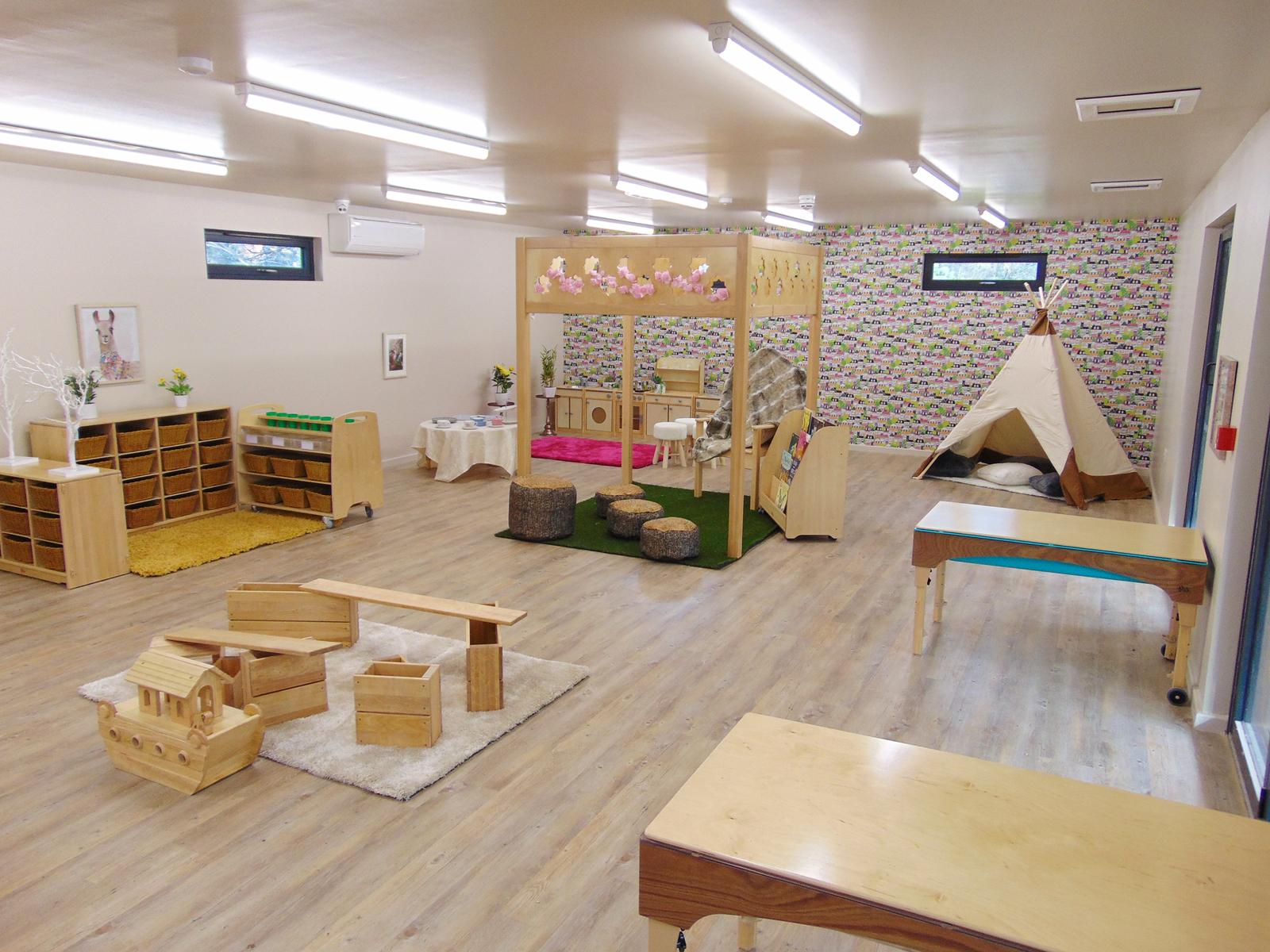 Modular Nursery Nottingham