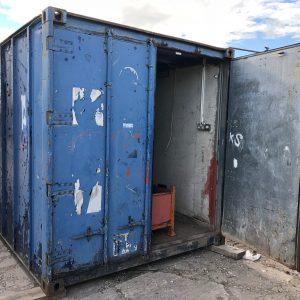 20 x 8 Storage Container