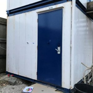 24 x 9 Anti Vandal Changing Room