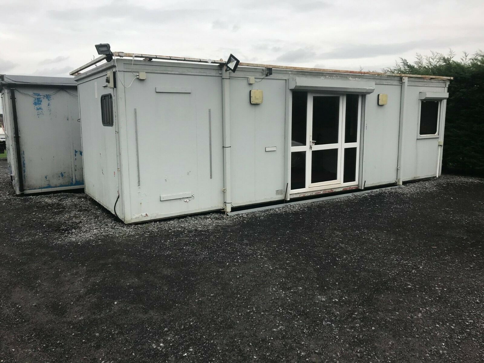 used portable buildings stock