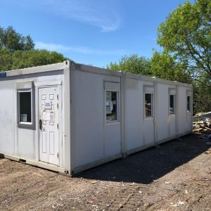 Used Modular Buildings - Four Bay Modular Office