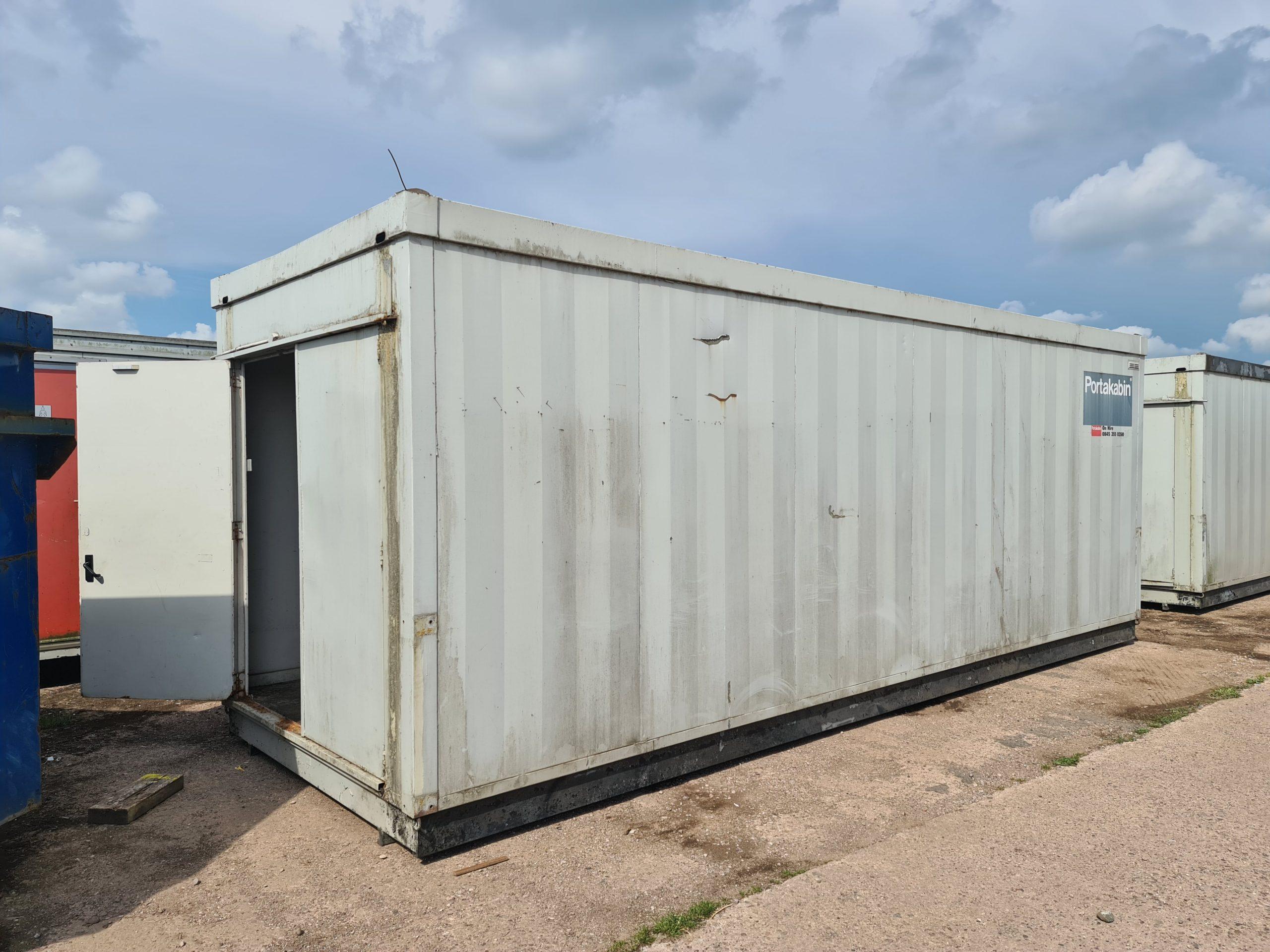 24' x 9' Storage Container