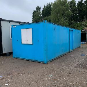 32' x 10' Anti Vandal Office for Sale or Hire