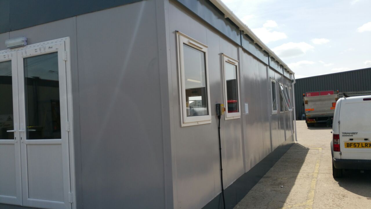 Used Modular Building For Sale