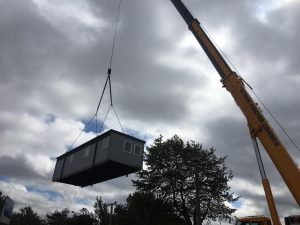 Modular Building Relocation