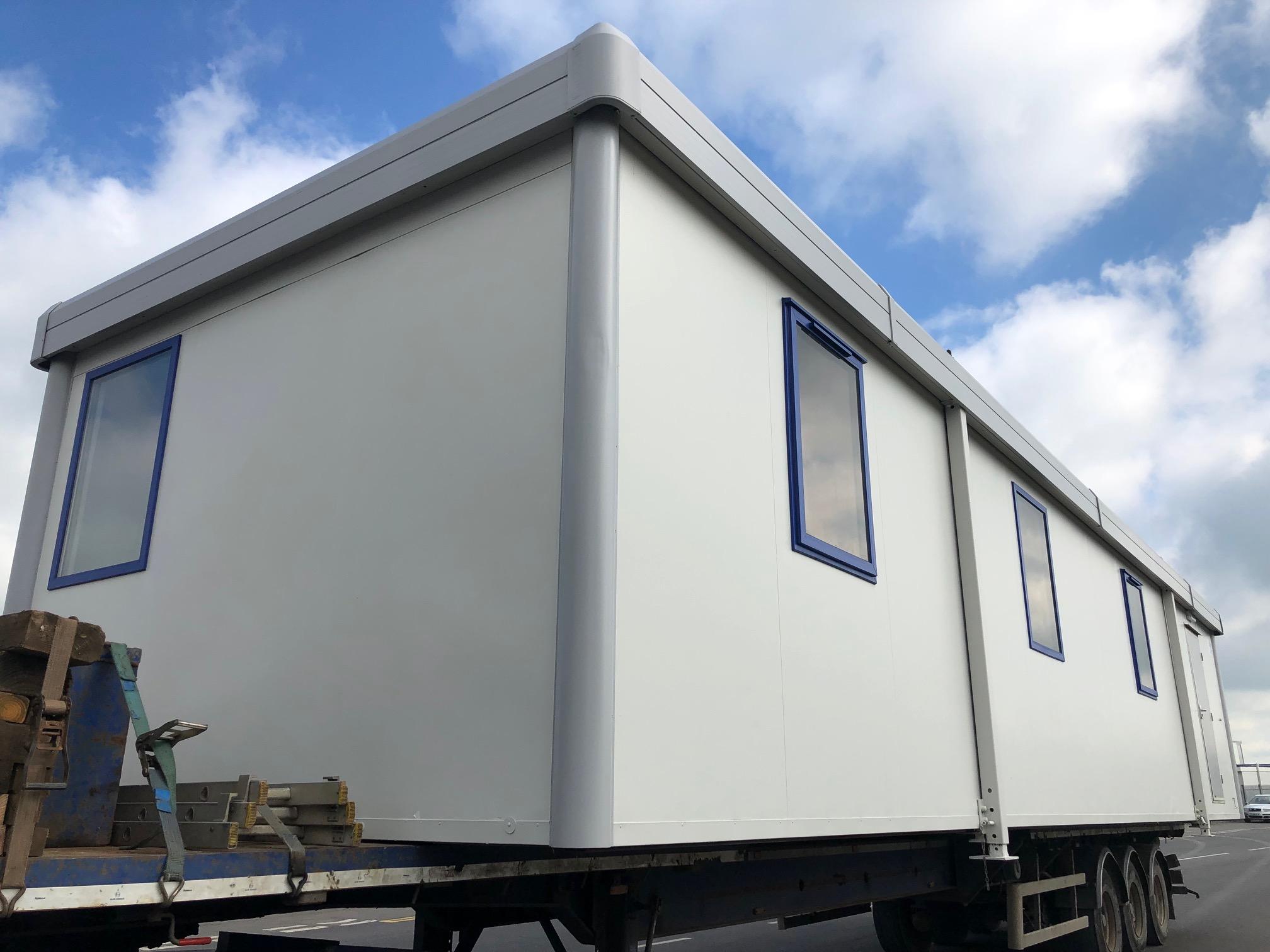 Refurbished Portable Building